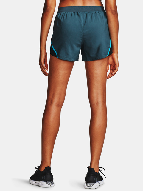 Kraťasy Under Armour W  Fly By 2.0 Short-BLU