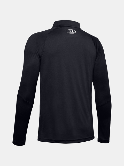 Tričko Under Armour Mk1 1/2 Zip-Blk