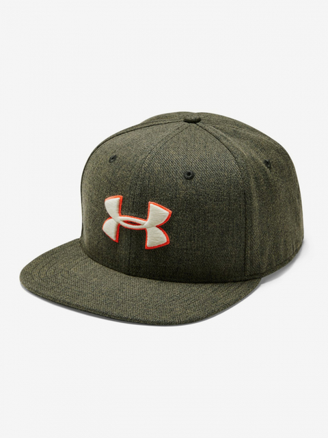 Kšiltovka Under Armour Men\'S Huddle Snapback 2.0-Grn