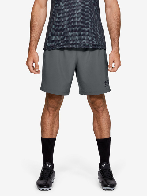 Kraťasy Under Armour Accelerate Premier Short-GRY