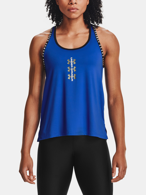 Tílko Under Armour Knockout Tank AMP-BLU