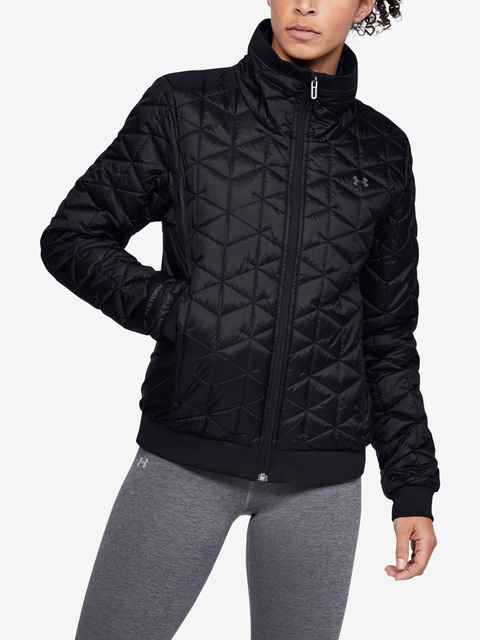 Bunda Under Armour Cg Reactor Performance Jacket-Blk