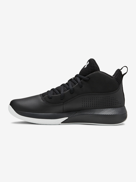 Boty Under Armour GS Lockdown 4-BLK
