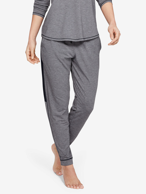 Tepláky Under Armour Recovery Sleepwear Jogger-BLK