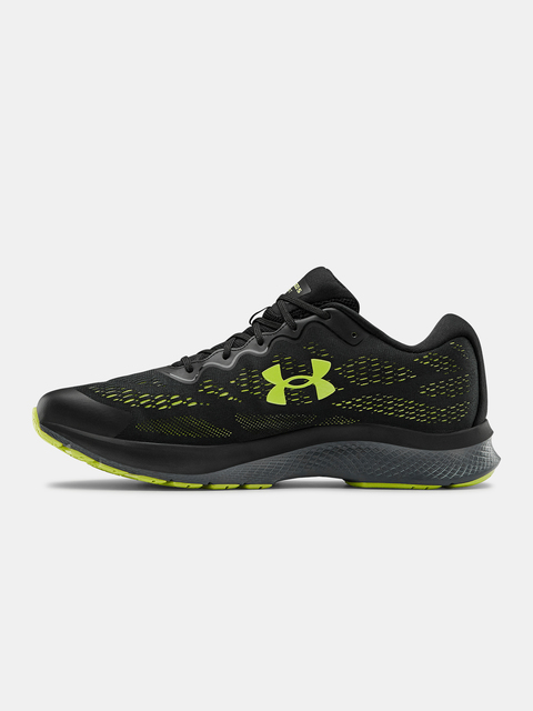 Boty Under Armour UA Charged Bandit 6-BLK