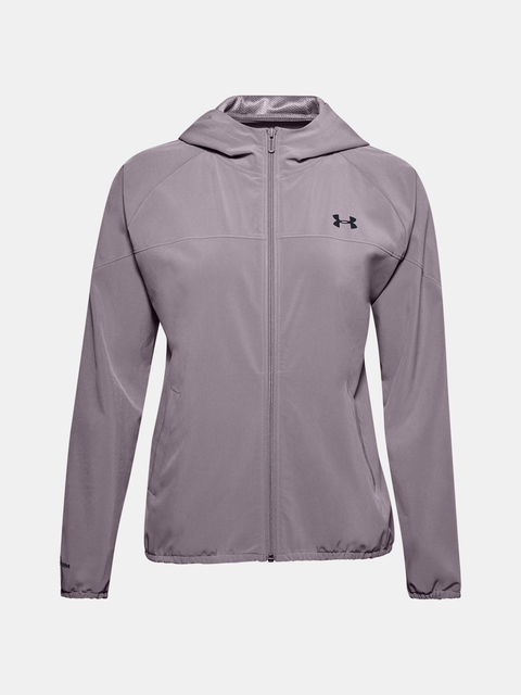 Bunda Under Armour Woven Hooded Jacket-PPL
