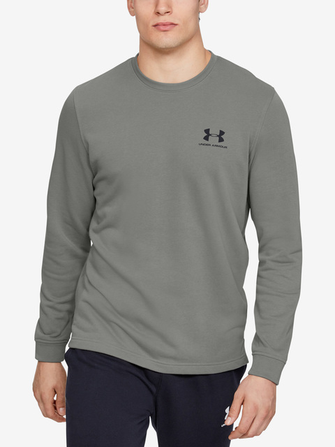 Tričko Under Armour Sportstyle Terry Logo Crew