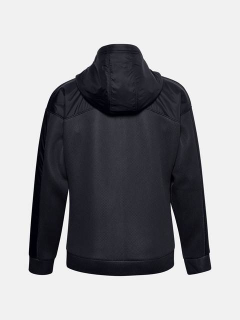 Mikina Under Armour Move FZ Hoodie-BLK