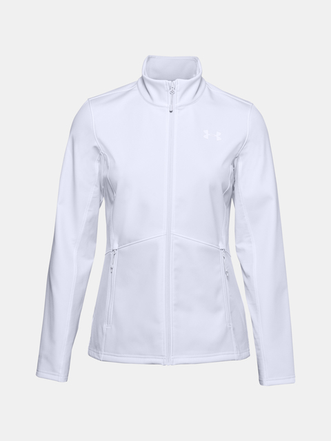 Bunda Under Armour UA CGI Shield Jacket-WHT