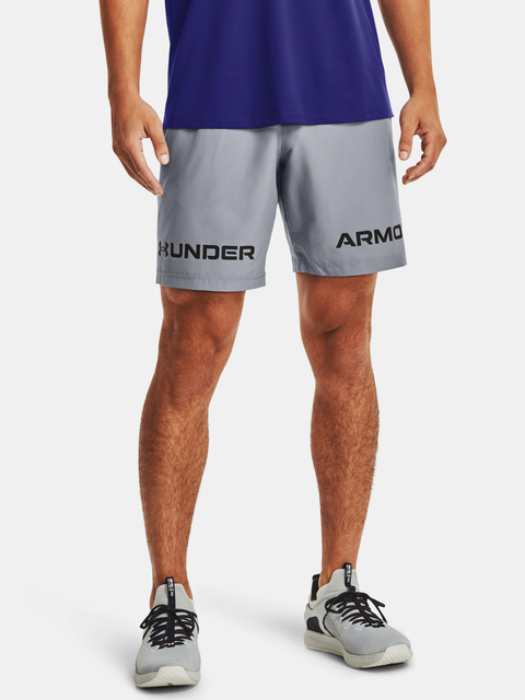 Kraťasy Under Armour UA Woven Graphic WM Short-GRY