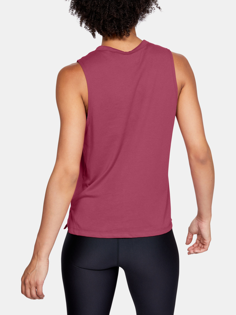 Tílko Under Armour BALANCE GRAPHIC MUSCLE-PNK