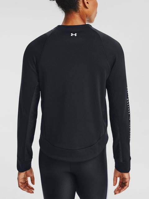Mikina Under Armour Project Rock FZ-BLK