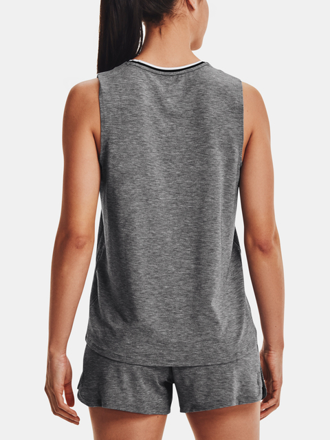 Tílko Under Armour Recovery Sleepwear Tank-BLK