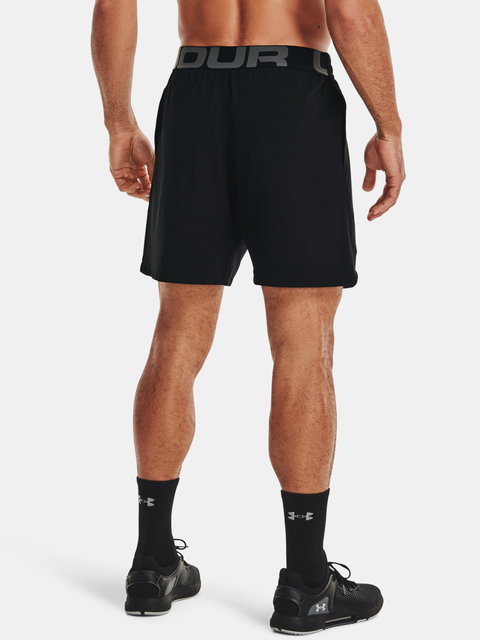 Kraťasy Under Armour UA Elevated Woven 2.0 Shorts-BLK