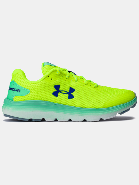 Boty Under Armour BGS Surge 2 Splash-YLW