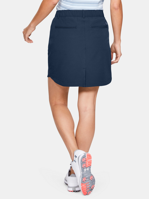 Sukně Under Armour Links Woven Skort (EU)-NVY