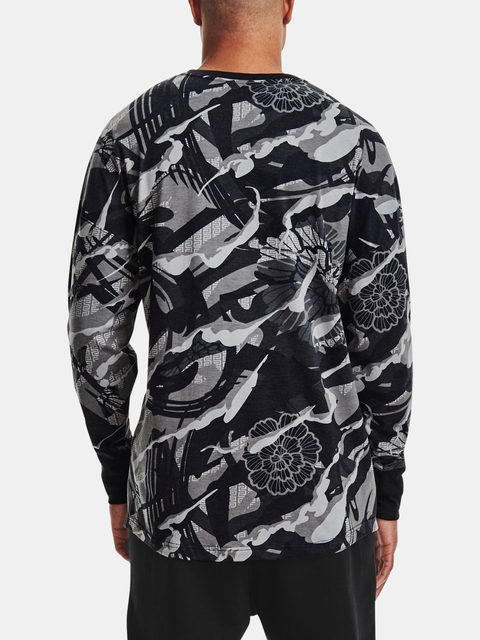 Tričko Under Armour FUTURES LS CNY TEE-BLK