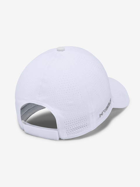 Kšiltovka Under Armour Men's Driver Cap 3.0-WHT