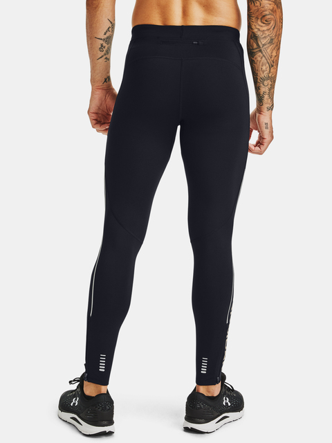 Legíny Under Armour Fly Fast ColdGear Tight-BLK