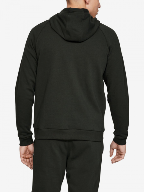 Mikina Under Armour Rival Fleece Po Hoodie-Grn