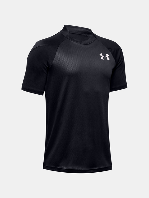Tričko Under Armour Sun Armour SS-BLK