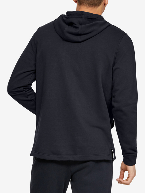 Mikina Under Armour Sportstyle Terry Logo Hoodie-Blk