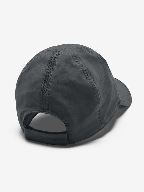 Kšiltovka Under Armour Run Shadow Cap-GRY