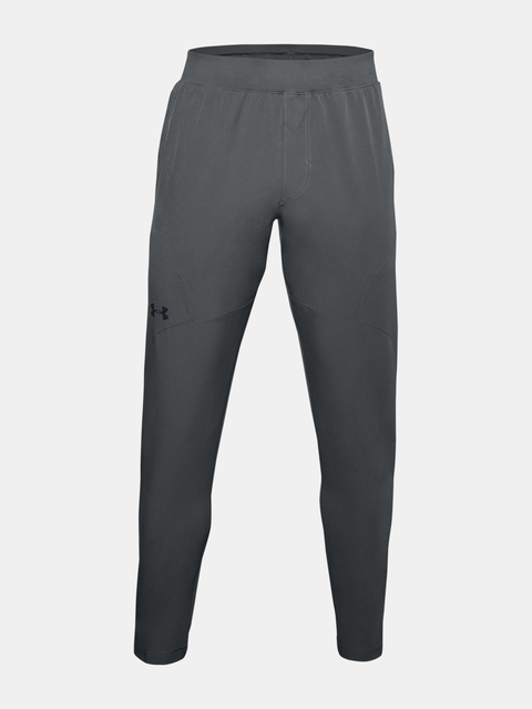 Tepláky Under Armour UA UNSTOPPABLE TAPERED PANTS-GRY