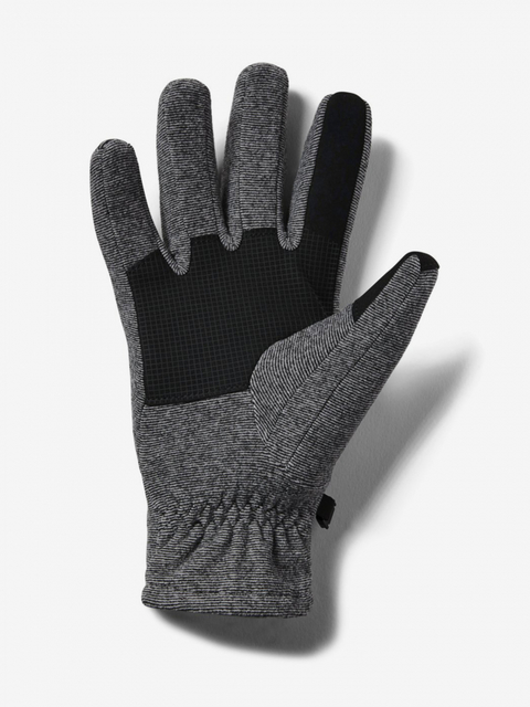 Rukavice Under Armour Men's CGI Fleece Glove-BLK