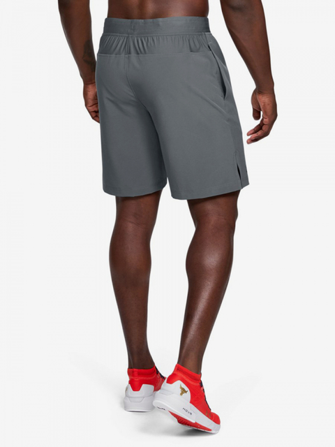 Kraťasy Under Armour Project Rock Training Short-Grey