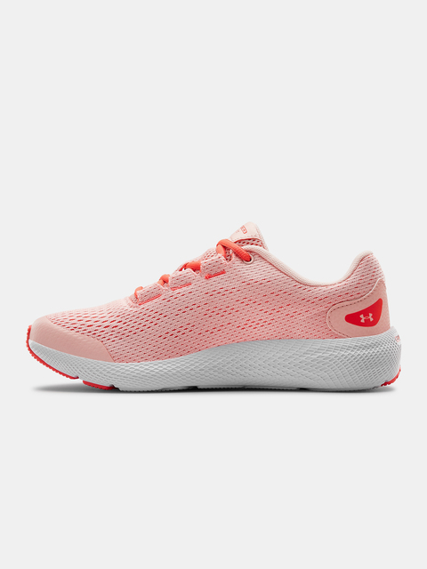 Boty Under Armour UA GS Charged Pursuit 2-RED