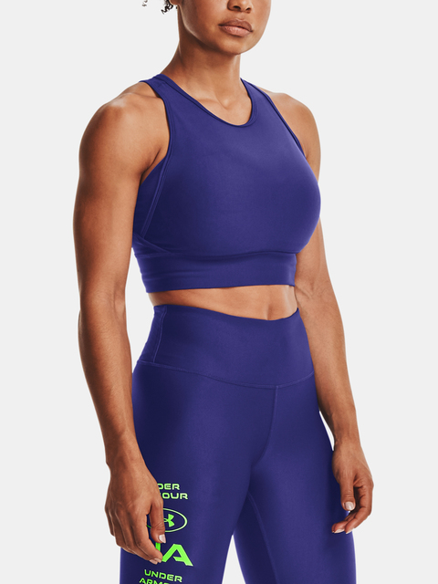 Tílko Under Armour UA HG Armour Crop Tank-BLU