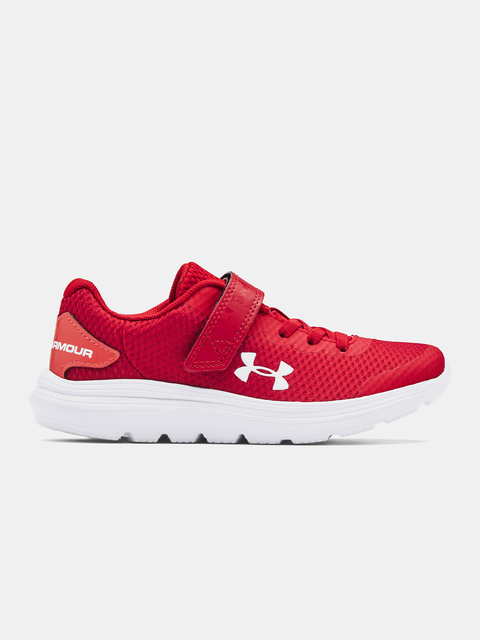 Boty Under Armour UA PS Surge 2 AC-RED