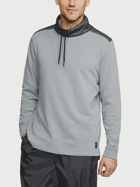 Mikina Under Armour Microthread Terry Mock