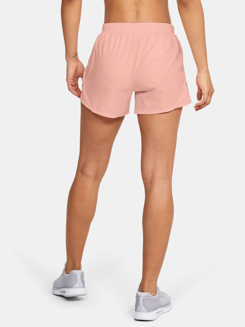 Kraťasy Under Armour W UA Fly By 2.0 Cire Perforated Short-OR
