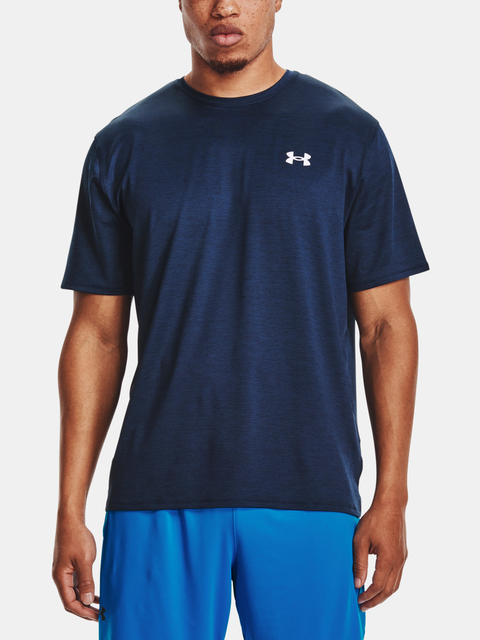 Tričko Under Armour  Training Vent 2.0 SS-NVY