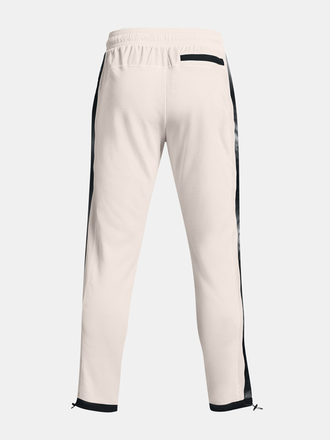 Kalhoty Under Armour RIVAL TERRY AMP PANT-WHT