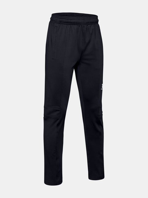 Kalhoty Under Armour Y Challenger III Train Pant-BLK