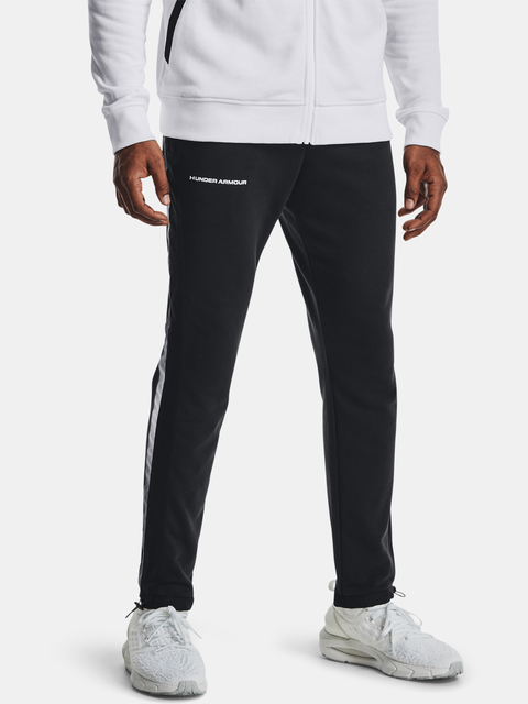 Kalhoty Under Armour RIVAL TERRY AMP PANT-BLK
