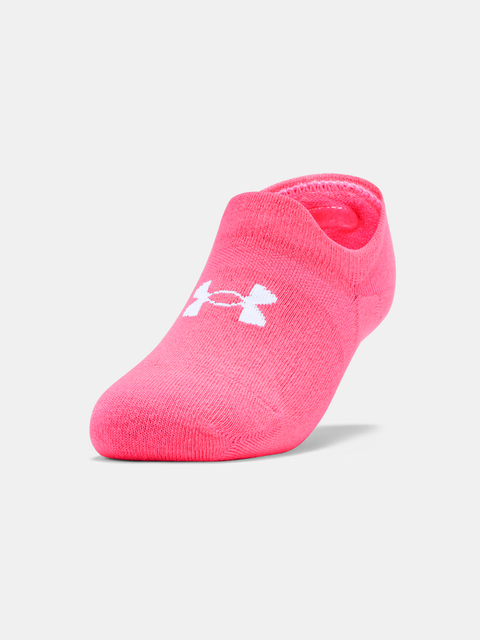 Ponožky Under Armour UA Ultra Lo-PNK