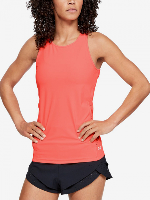 Tílko Under Armour Perpetual Fitted Tank-Org