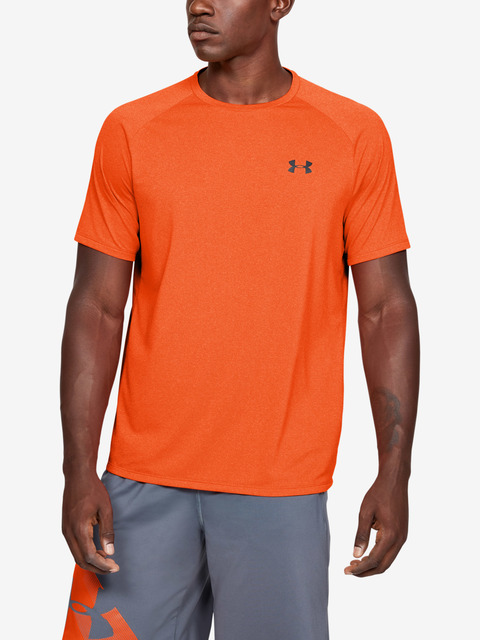 Tričko Under Armour Tech 2.0 SS Tee Novelty-ORG