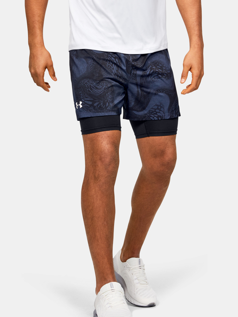 Kraťasy Under Armour M Speedpocket Weightless 2-In-1 Short