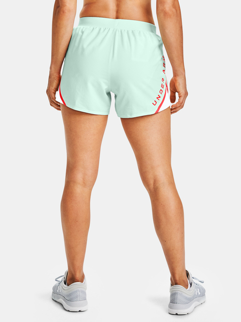 Kraťasy Under Armour UA Fly By 2.0 Stunner Short-BLU