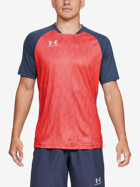 Tričko Under Armour Accelerate Premier SS Top-RED