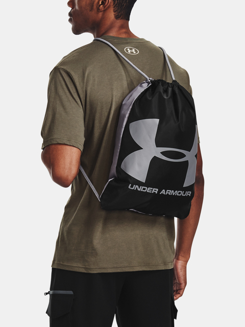 Vak Under Armour Ozsee Sackpack-BLK
