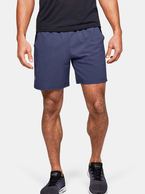 Kraťasy Under Armour UA LAUNCH SW 7'' SHORT-BLU