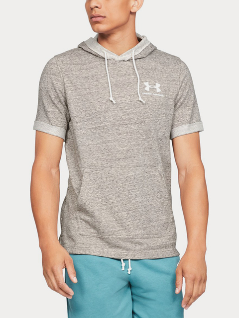 Mikina Under Armour Sportstyle Terry Ss Hoody