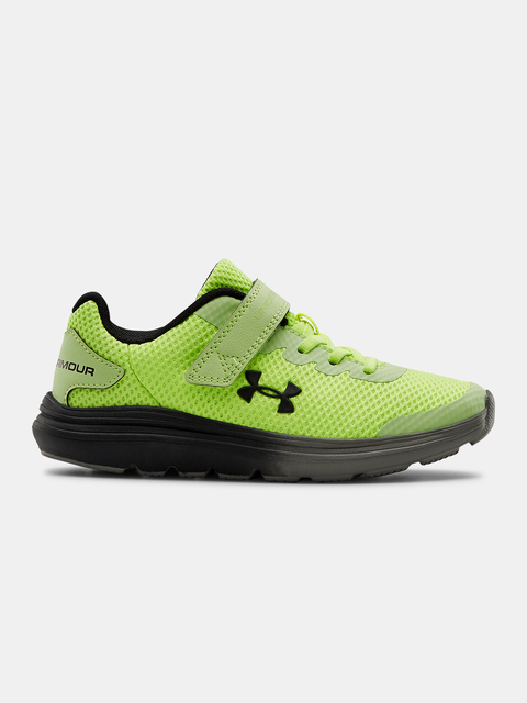 Boty Under Armour  PS Surge 2 AC-YLW