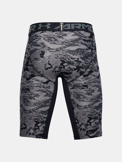 Kraťasy Under Armour UA HG XLng Print Shorts-BLK